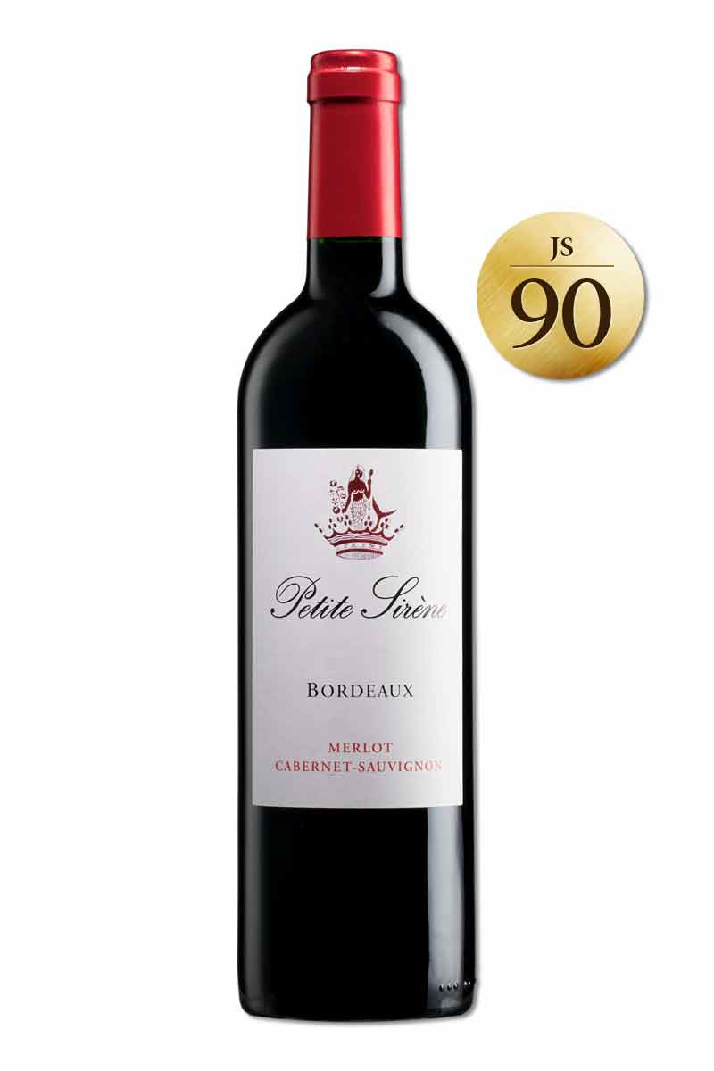 法國 波爾多 紅酒 > 小吉斯庫紅酒 2015
