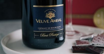 【2月號品迷月訂白酒】媲美香檳的情人節首選 - 安珀夫人酒莊 至尊布根地氣泡酒