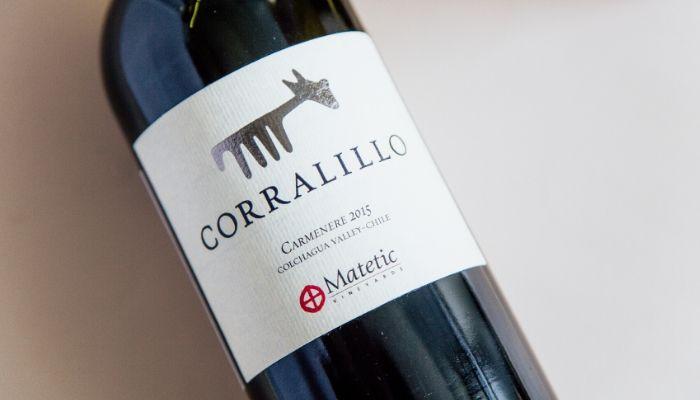 智利的紅酒靈魂 - 瑪泰帝 克拉里優 卡門內爾紅酒