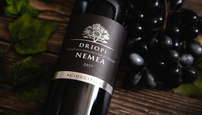 來自希臘,富有神話色彩的尼米亞紅酒