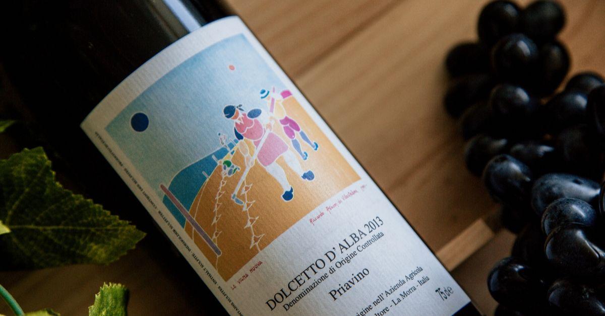 【十月號品迷月訂酒】感受義大利秋天的魅力 - 沃吉歐皮椰畢諾多歇托紅酒 2013