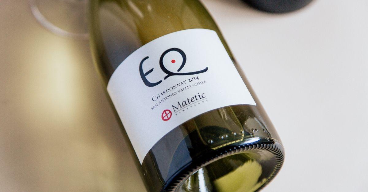 完美結合法國與美國強項的夏多內 - 瑪泰帝 EQ 白酒