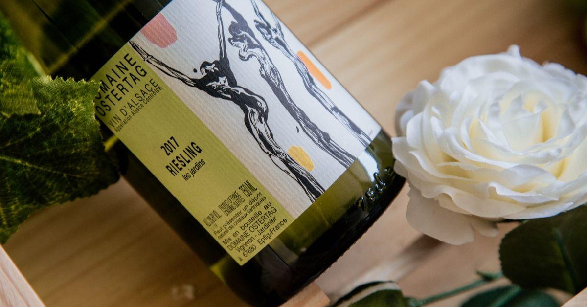 【十月號 品迷月訂酒】在法國遇見德國的釀造精神 - 奧斯特塔格花園麗絲玲白酒 2017