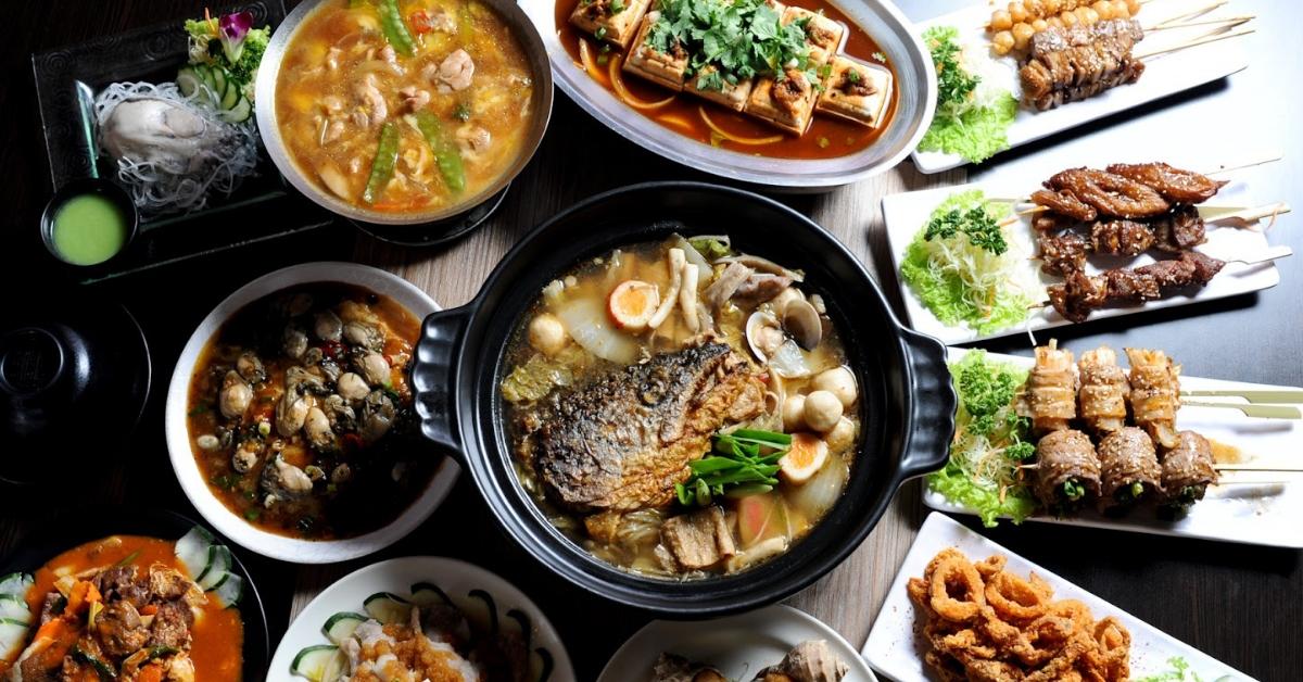 中式餐酒搭配概念篇 - 吃台菜,配這類型的酒款就對了!台式料理與葡萄酒搭餐秘訣大公開