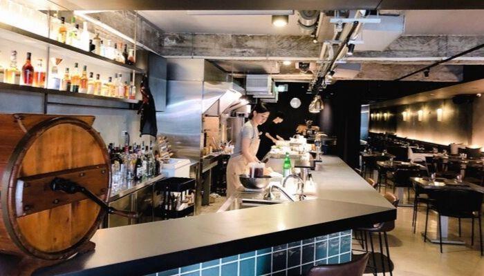 【老饕嚴選】承襲侯布雄的台北東區餐酒館 - ULV Restaurant & Bar