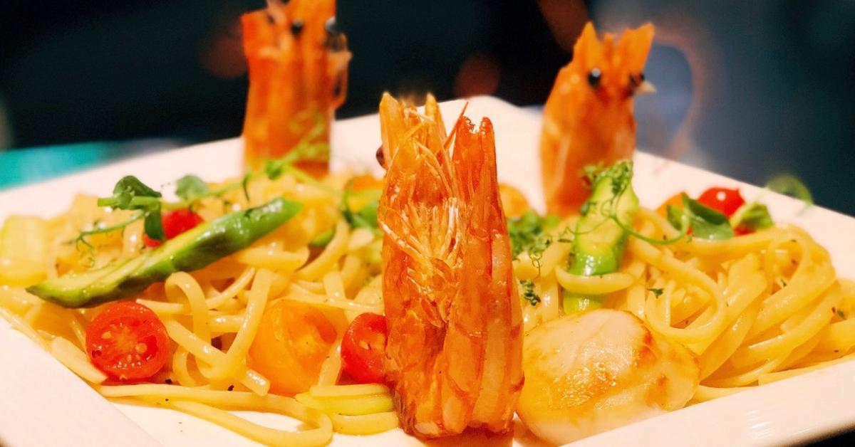 【老饕嚴選】台北永康街巷弄義大利餐廳 - A.B House 義式私房料理