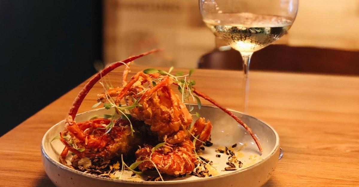 【老饕嚴選】鮮之味!台北東區現流海鮮酒窖餐廳 -  Chateau Zoe 酒窖餐廳