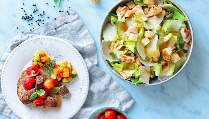 【餐酒搭配】大口吃沙拉也能很滿足!沙拉和葡萄酒的美味關係