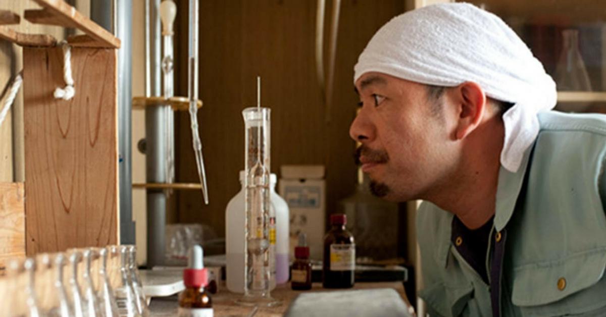 日本清酒職人中的最高領導者 - 「杜氏」