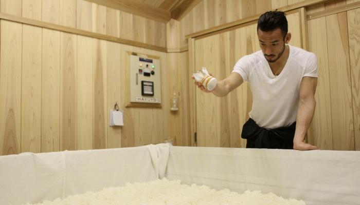 從米變酒,淺談日本清酒釀造