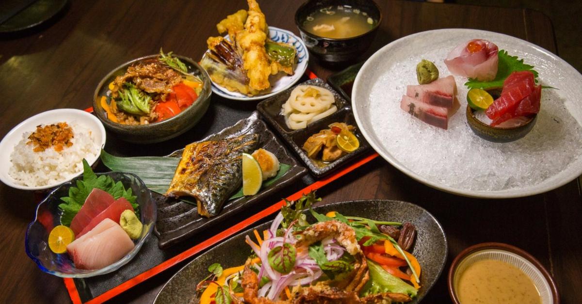 【老饕嚴選】父親節必吃推薦!日本控老爸的餐廳 - 長田和食、EN和食