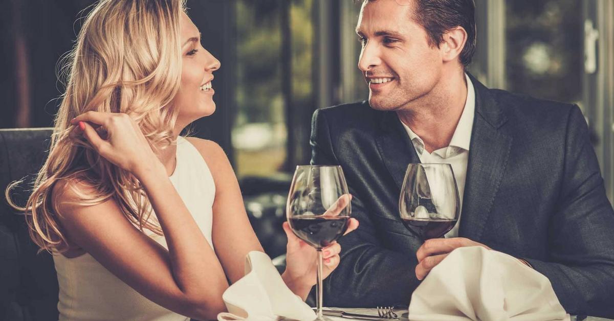 情人節想來場餐廳浪漫約會嗎?那你一定要記住這餐廳點酒 6 步驟!