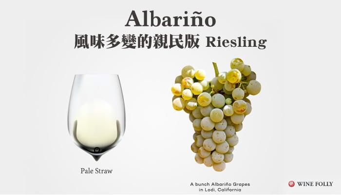 【葡萄品種】西班牙特有品種: Albariño