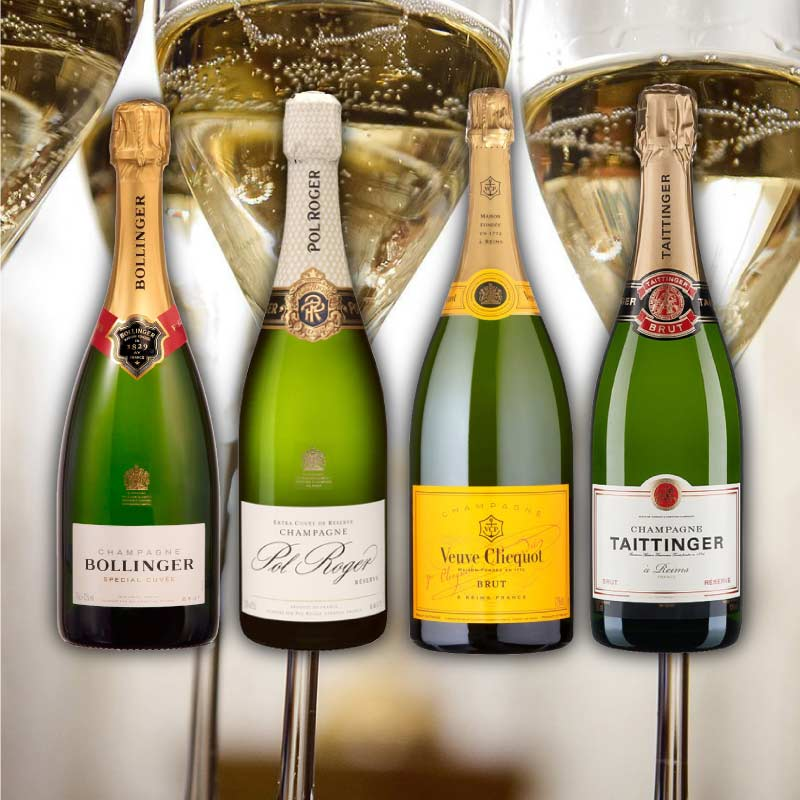 世界香檳名流,最低 51 折!