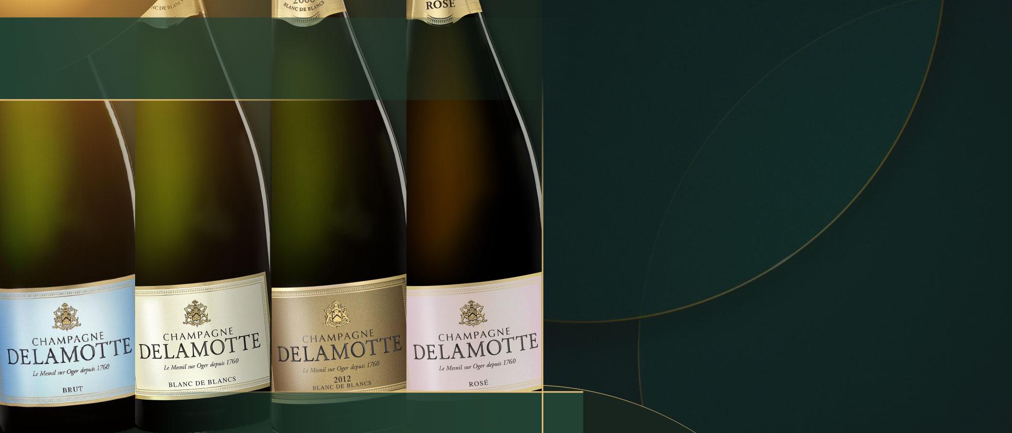 黛拉夢香檳 Champagne Delamotte
