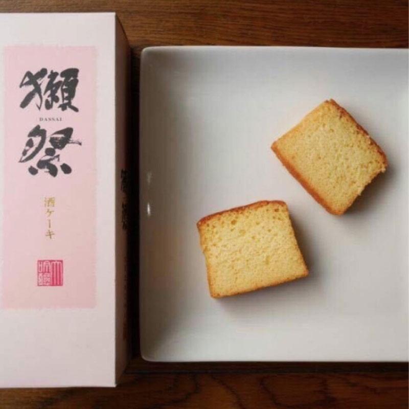 Sake products menu