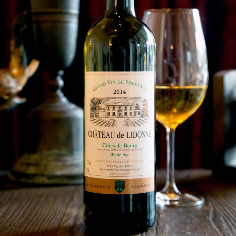 Wineclub1801 menu white