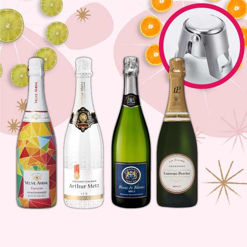 世界氣泡酒巡禮  香檳的品質,優惠的價格