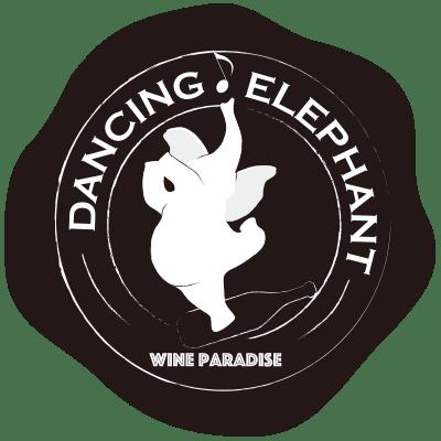 Logo dancing elephant