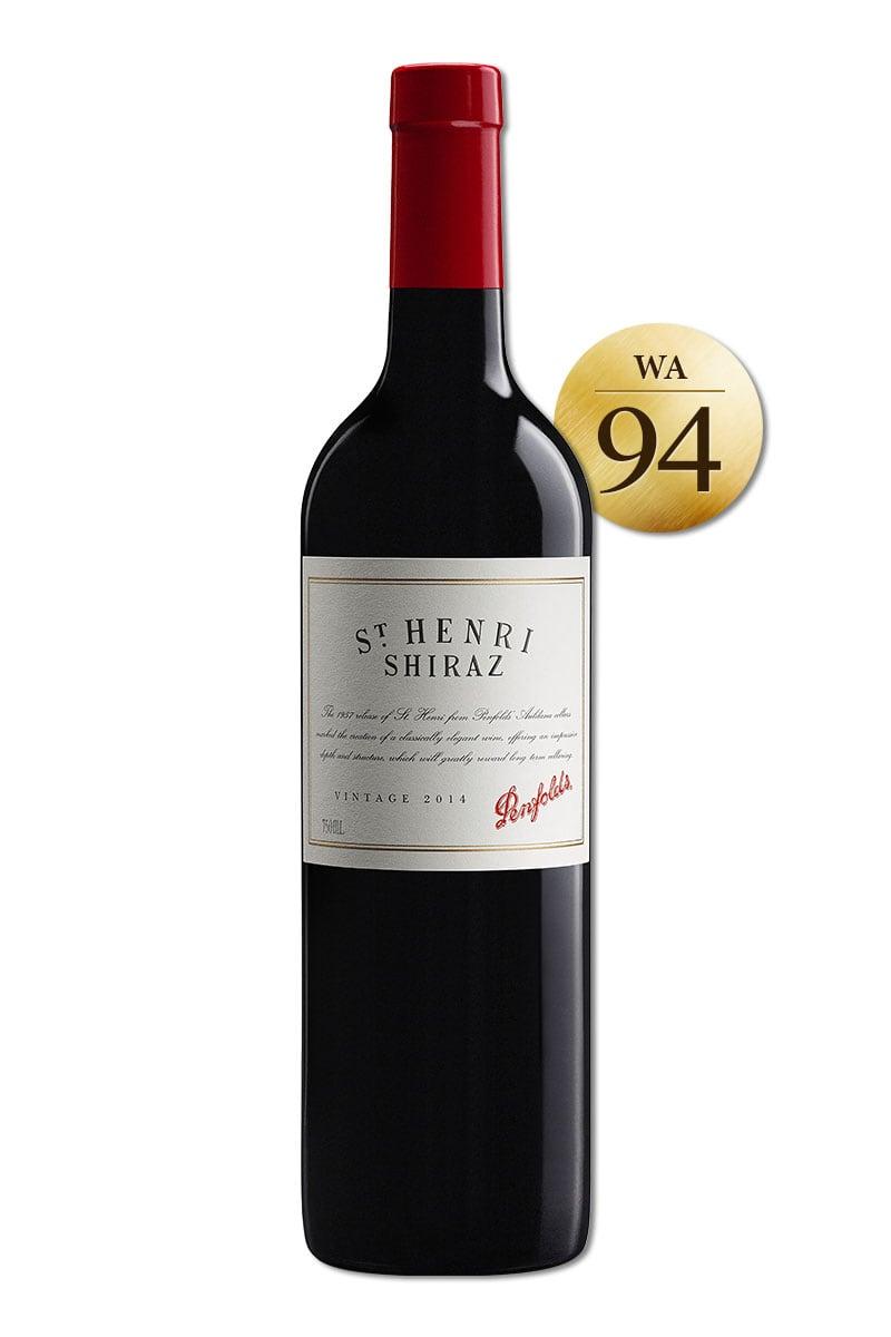 澳洲 紅酒 > 奔富聖亨利希哈紅葡萄酒 2015