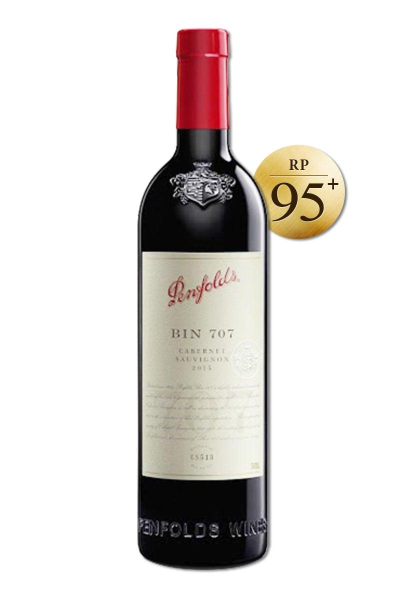 澳洲 紅酒 > 奔富酒莊 Bin 707 卡本內紅葡萄酒(完售補貨中)2016