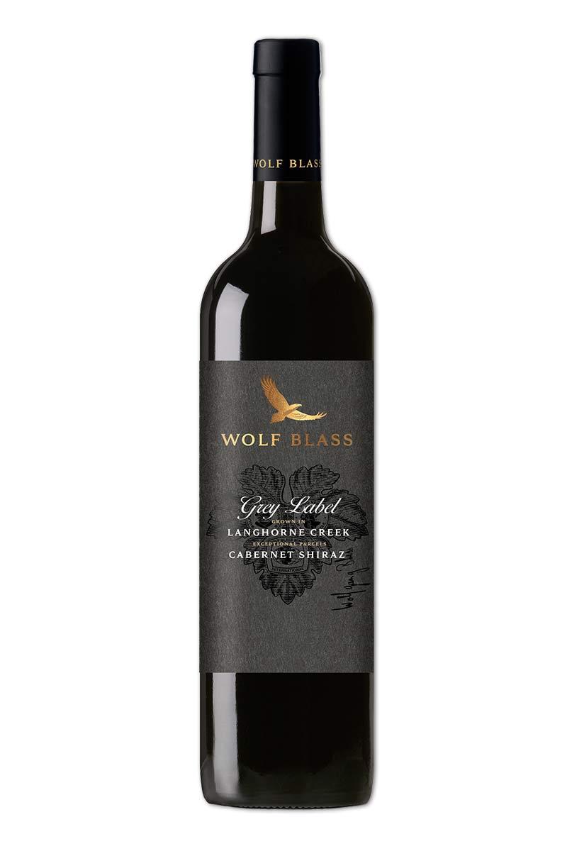 澳洲 紅酒 > 禾富灰牌卡本內紅希哈葡萄酒 2016
