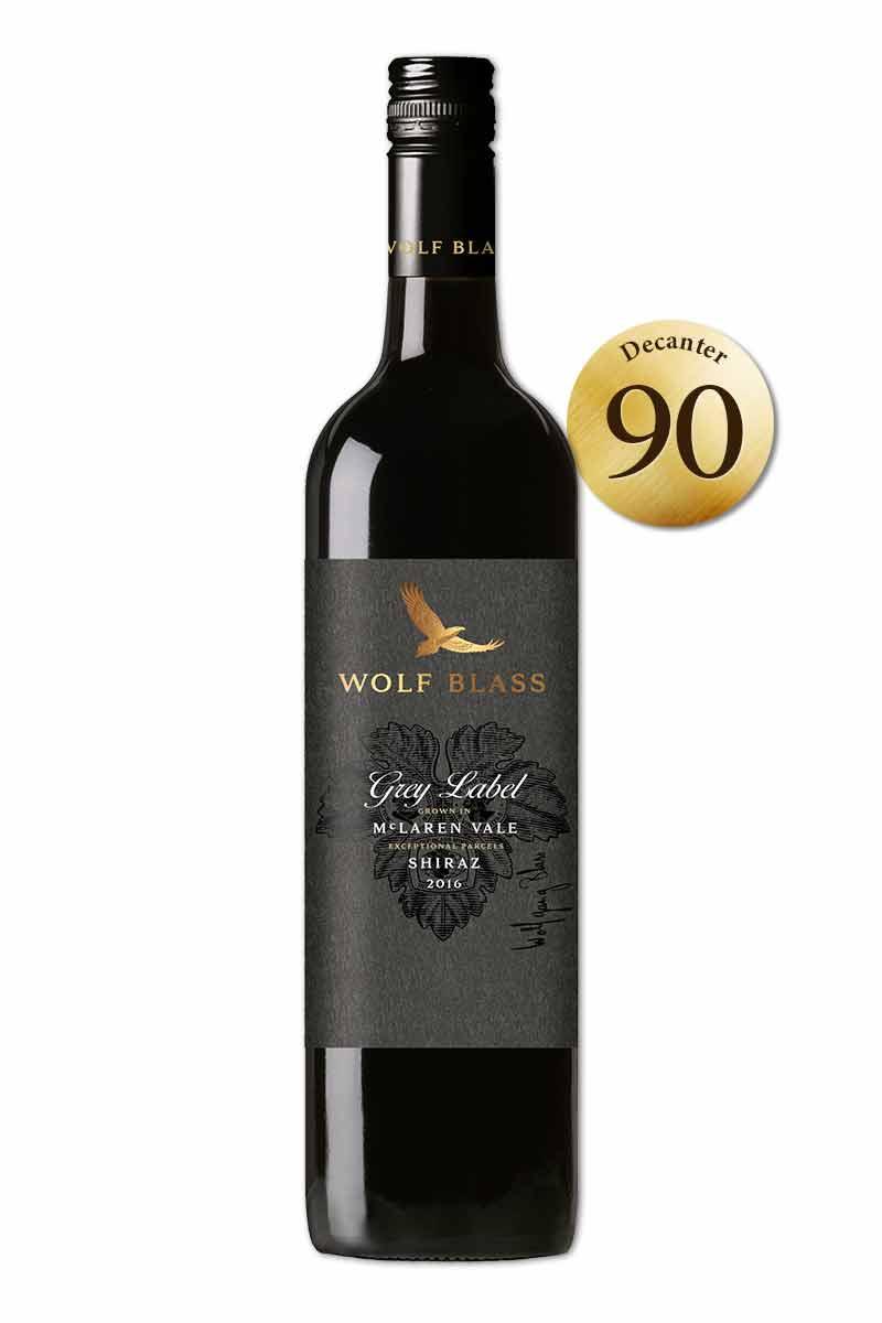 澳洲 紅酒 > 禾富灰牌希哈紅葡萄酒 2016