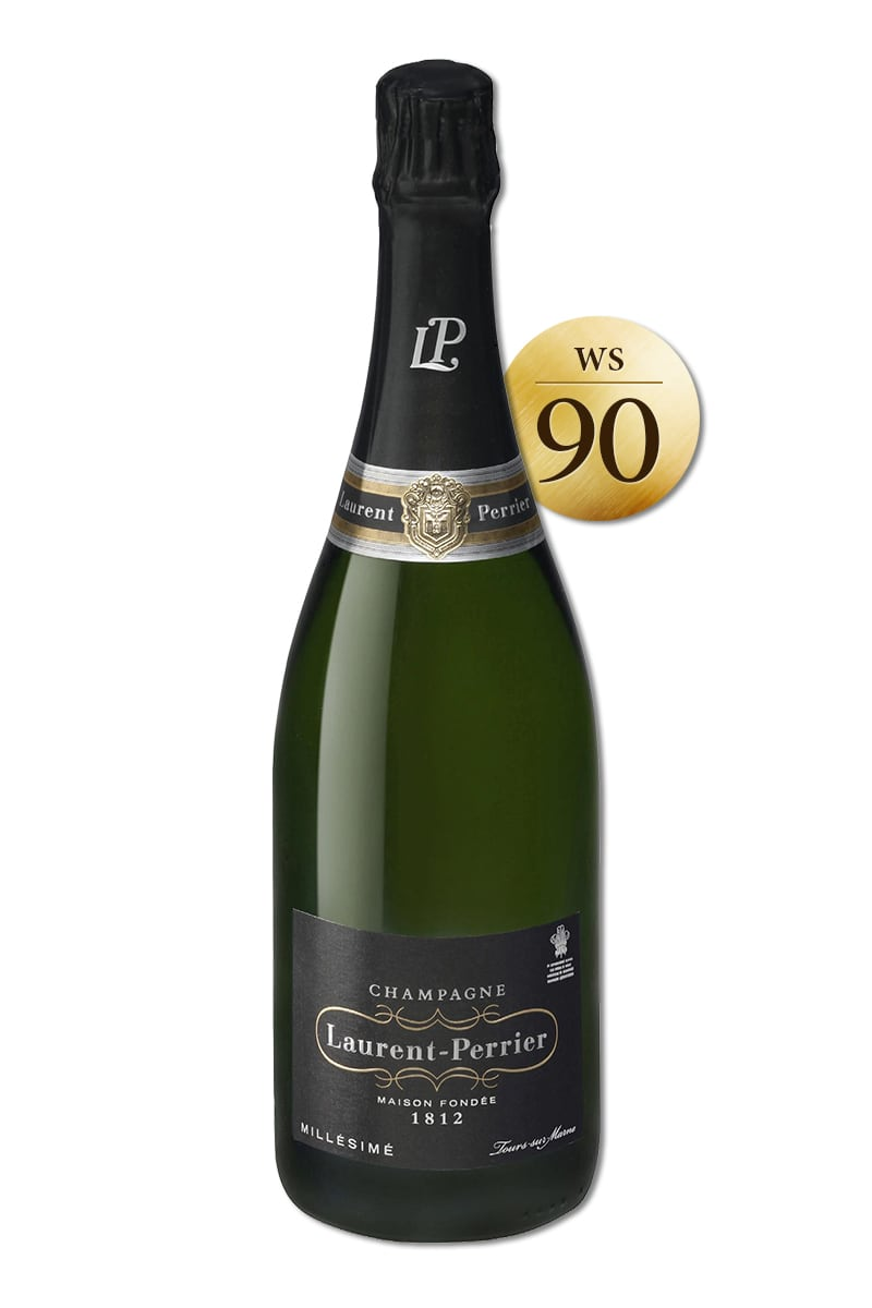 法國 香檳 > 羅蘭香檳酒莊 年份香檳 2007/2008
