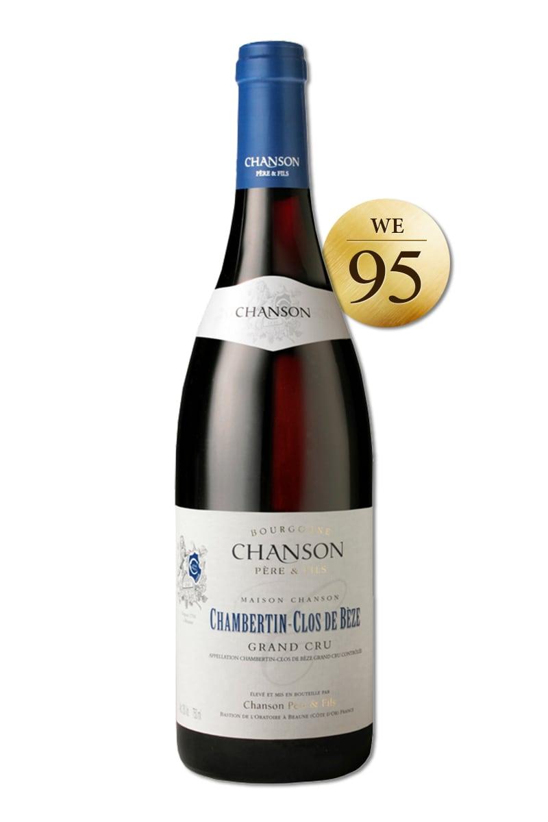 法國 紅酒 > 香頌特級葡萄園 - 香貝丹貝日園紅酒