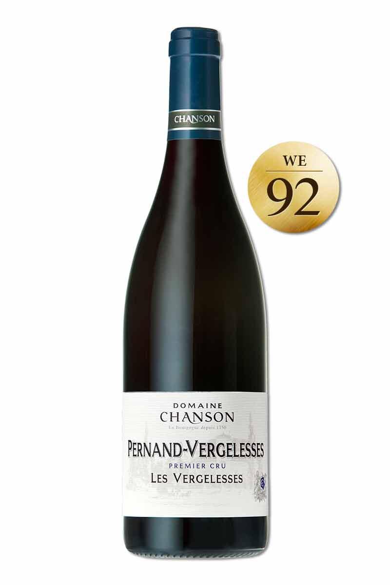法國 布根地 紅酒 > 香頌酒莊 佩南-維哲雷斯一級葡萄園-維哲雷斯紅酒 2016