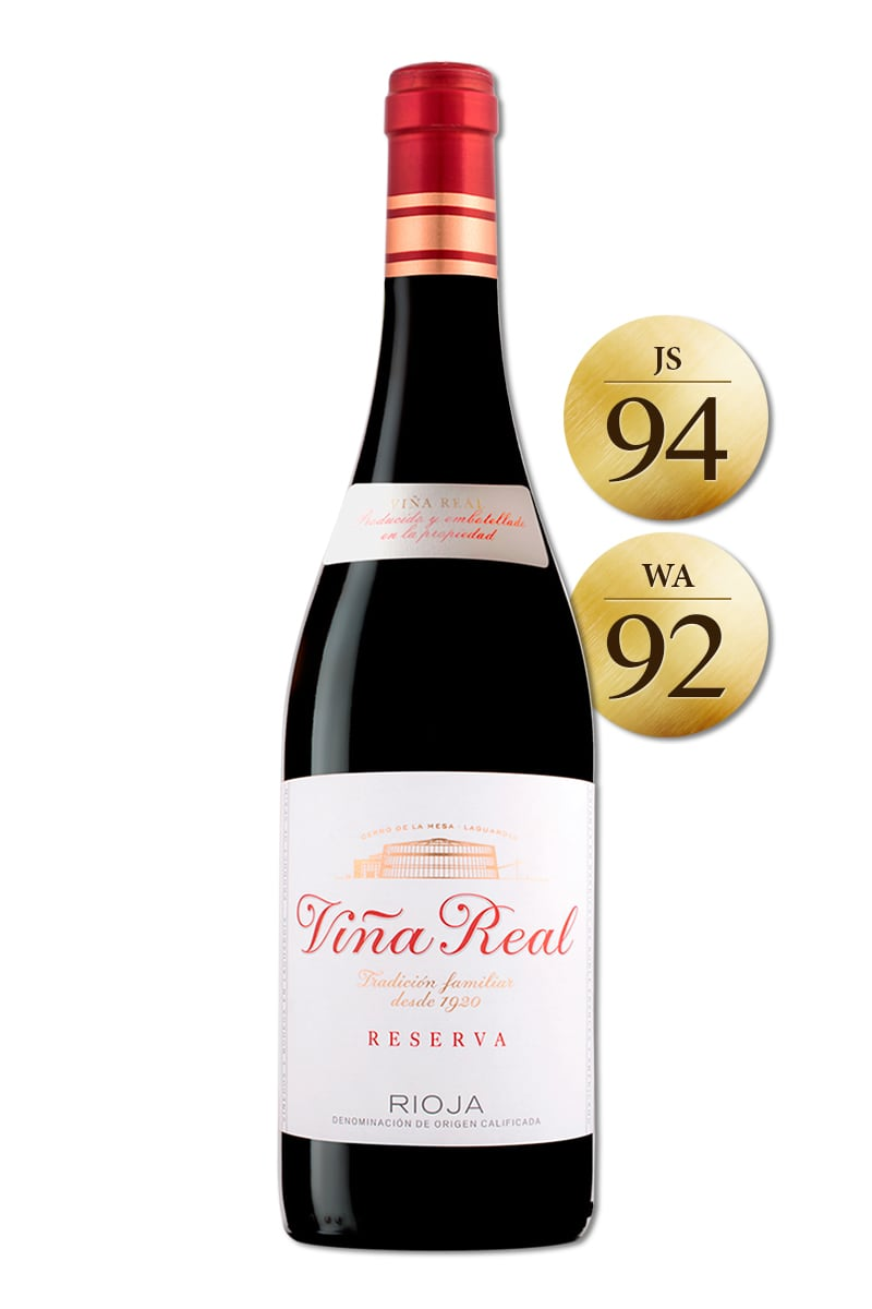 西班牙皇家利奧哈陳釀紅葡萄酒