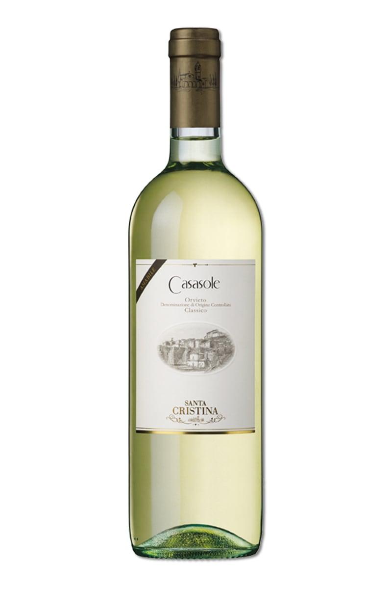 義大利 白酒 > 安蒂諾里酒莊 卡薩索列歐維特經典微甜白酒(熱銷完售)