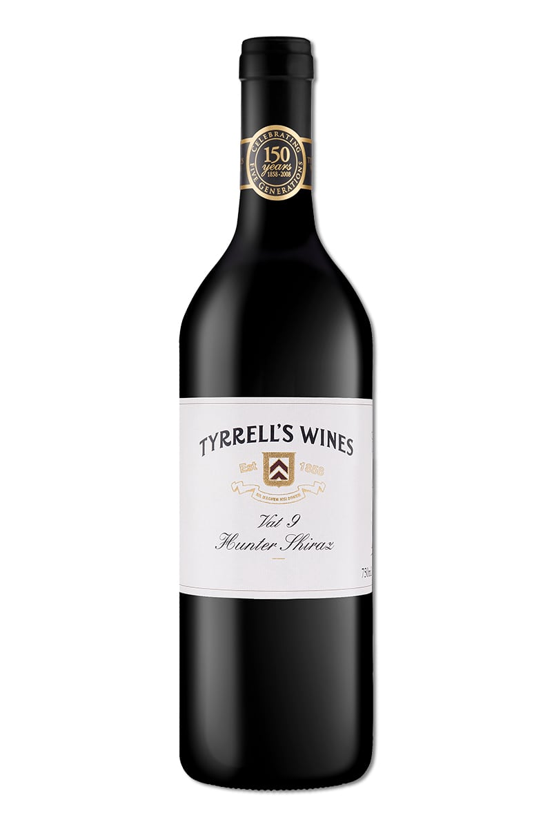 澳洲 紅酒 > 泰芮爾釀酒師精選 Vat 9 獵人谷喜若紅酒