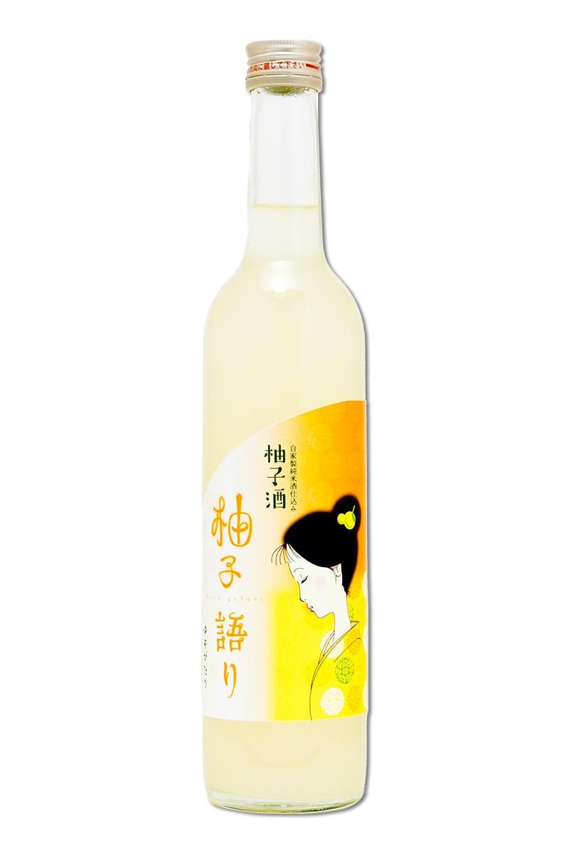 千代結 柚子物語 (500ml)