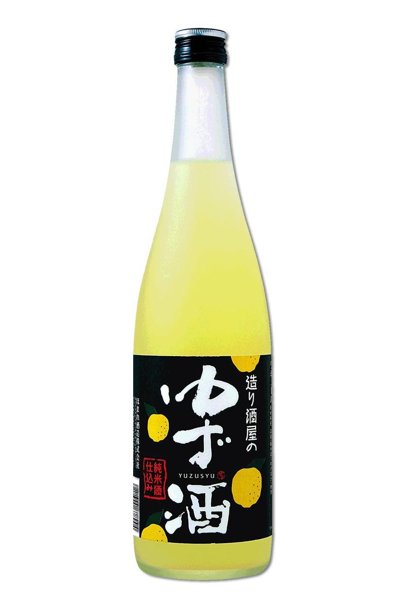 譽 柚子酒