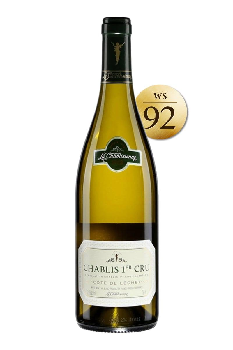 法國 夏布利 白酒 > 夏布利酒莊 夏布利一級里榭丘白酒