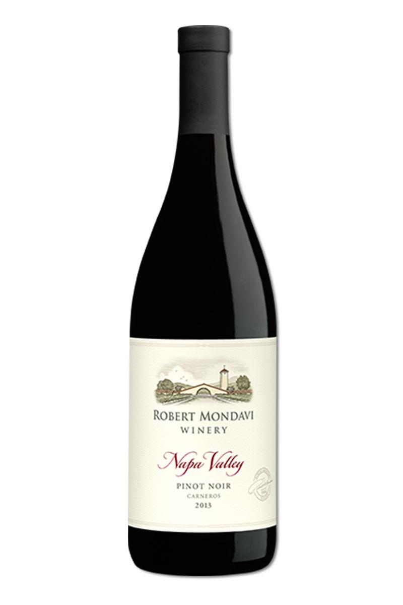 美國 紅酒 > 羅伯蒙岱維酒莊 卡奈羅黑皮諾紅酒