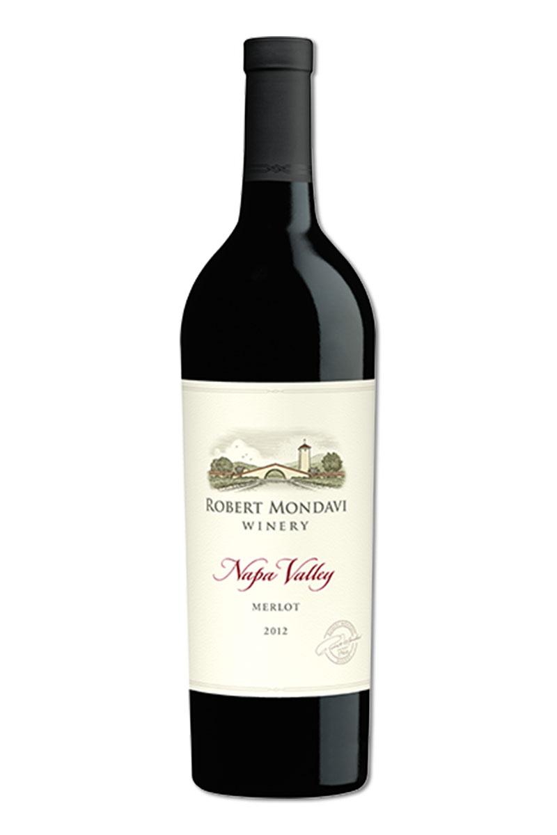 美國 紅酒 > 羅伯蒙岱維酒莊 那帕山谷梅洛紅酒