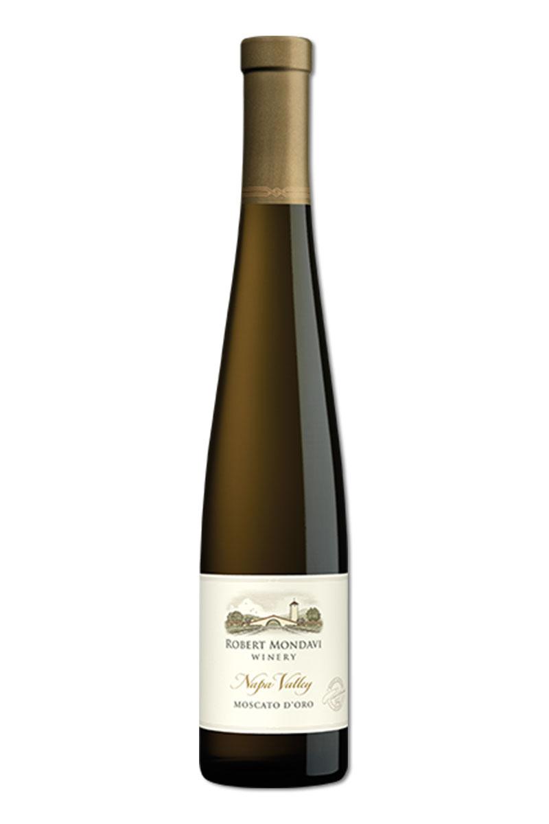 美國 加州 白酒 > 羅伯蒙岱維酒莊 那帕山谷莫斯卡托微甜白酒(375 ml)