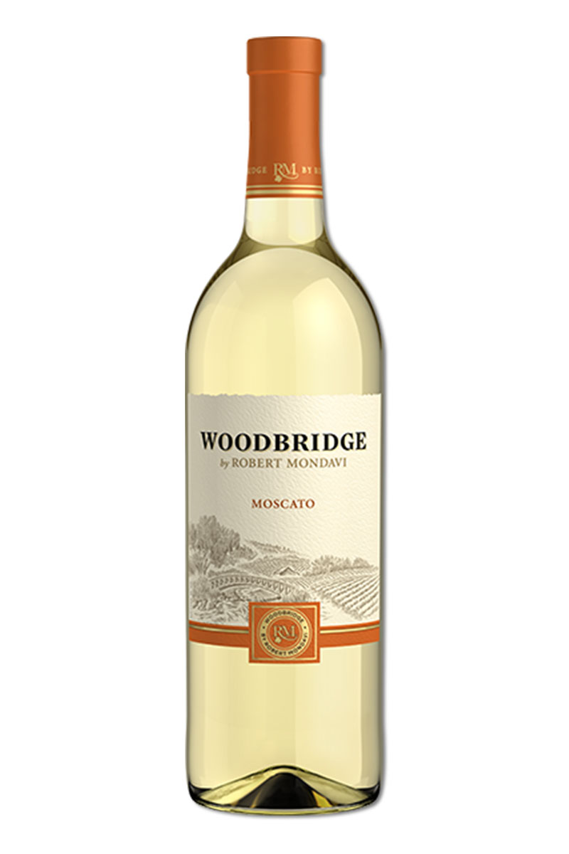 """美國 加州 白酒 > 羅伯蒙岱維酒莊 """"木橋"""" 莫斯卡托微甜白酒"""