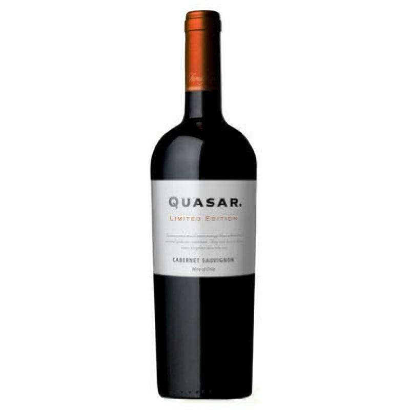 智利葵莎酒莊限定版卡本內蘇維濃紅酒