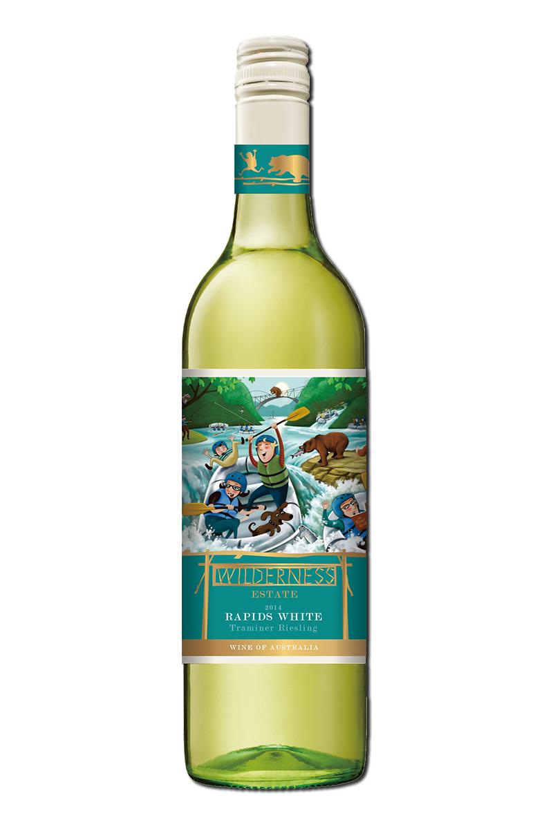 澳洲 白酒 > 迪伯多利酒莊 野趣系列激流白葡萄酒 (完售補貨中)