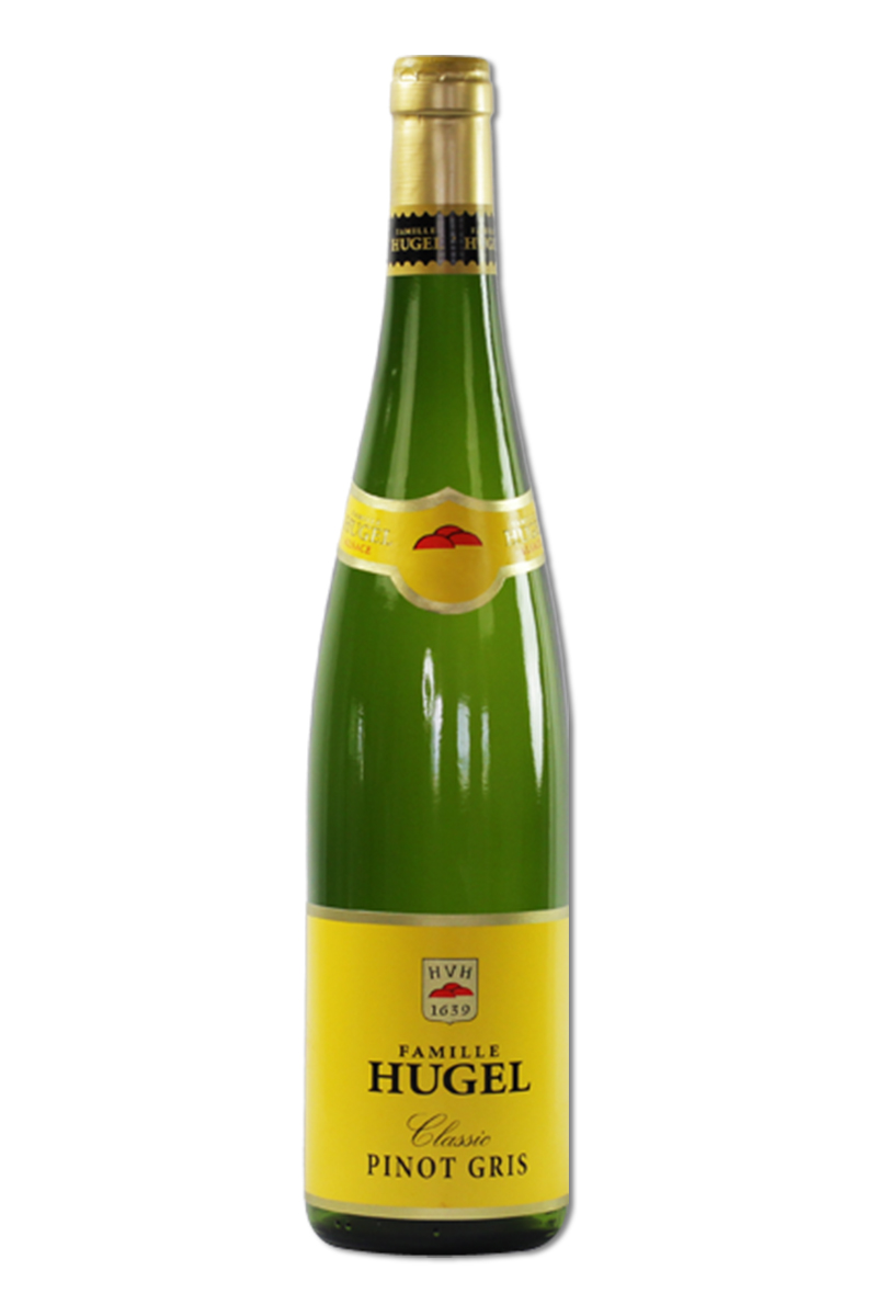 賀加爾酒莊 經典 灰皮諾白酒
