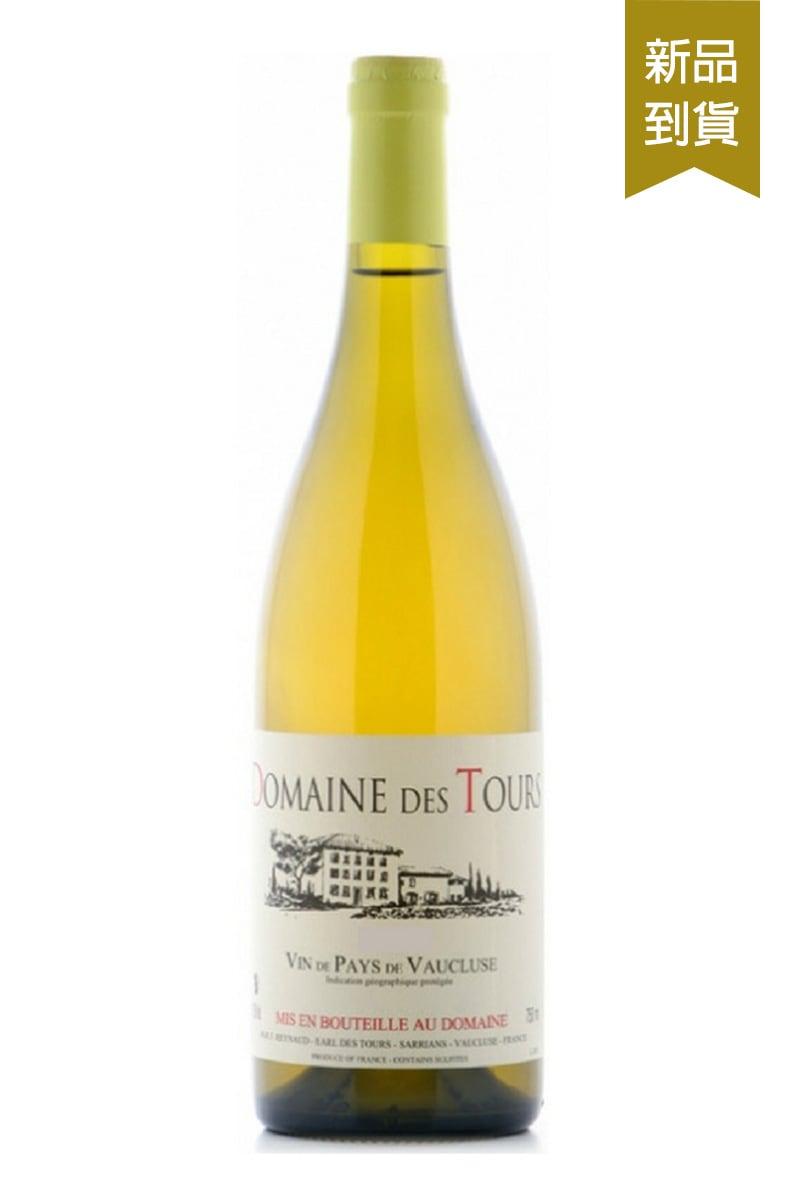法國隆河 圖爾斯堡 沃克呂茲 白酒 2012