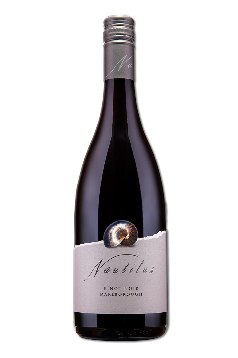 紐西蘭 紅酒 > 鸚鵡螺酒莊  黑皮諾紅酒