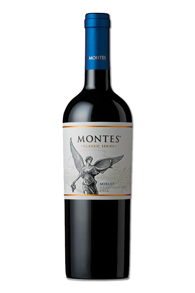 蒙帝斯酒莊 經典梅洛紅酒 2015