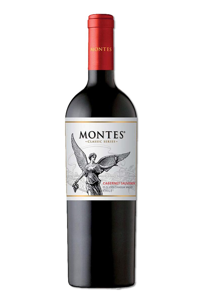 蒙帝斯酒莊 經典卡本內蘇維翁紅酒 2016