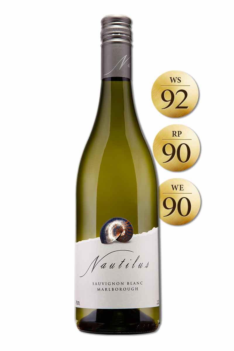 紐西蘭 白酒 > 鸚鵡螺莊園 白蘇維濃白酒 2018 (完售補貨中)