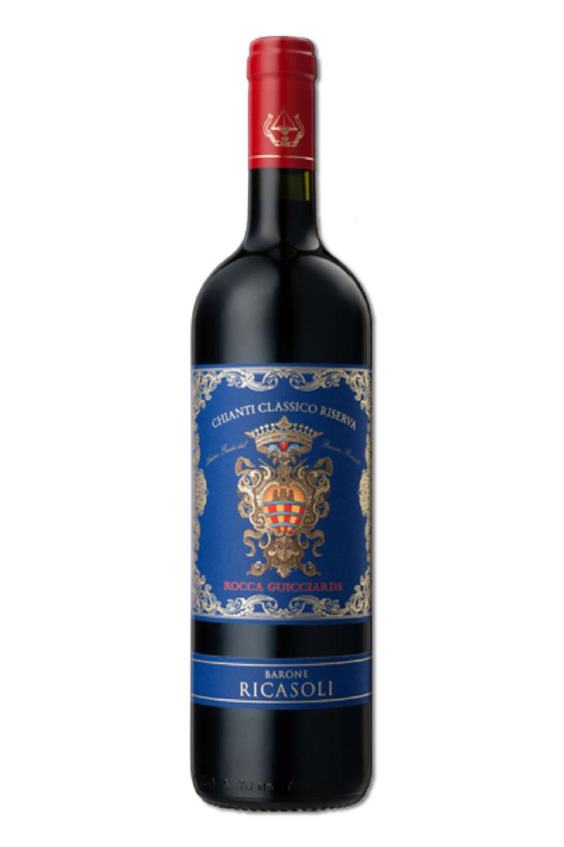 義大利 紅酒 > 瑞卡梭利男爵酒莊 洛卡 古馳爾達 經典捷安緹紅酒