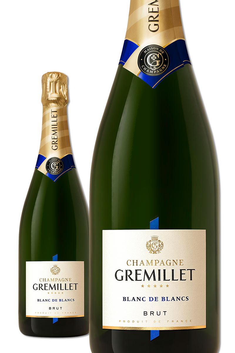法國 香檳 > 葛萊美酒莊 白中白香檳